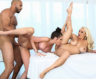Masseuse Training 101 - Raven Bay - Nina Kayy - 3