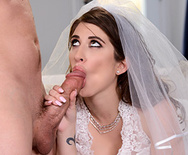 Say Yes To Getting Fucked In Your Wedding Dress - Karina White - 5