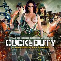 Cock Of Duty: A XXX Parody