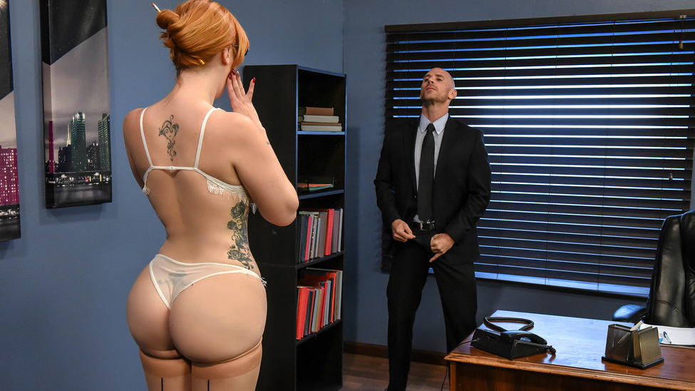 BigTitsAtWork / Brazzers – Lauren Phillips, Johnny Sins The New Girl: Part 1