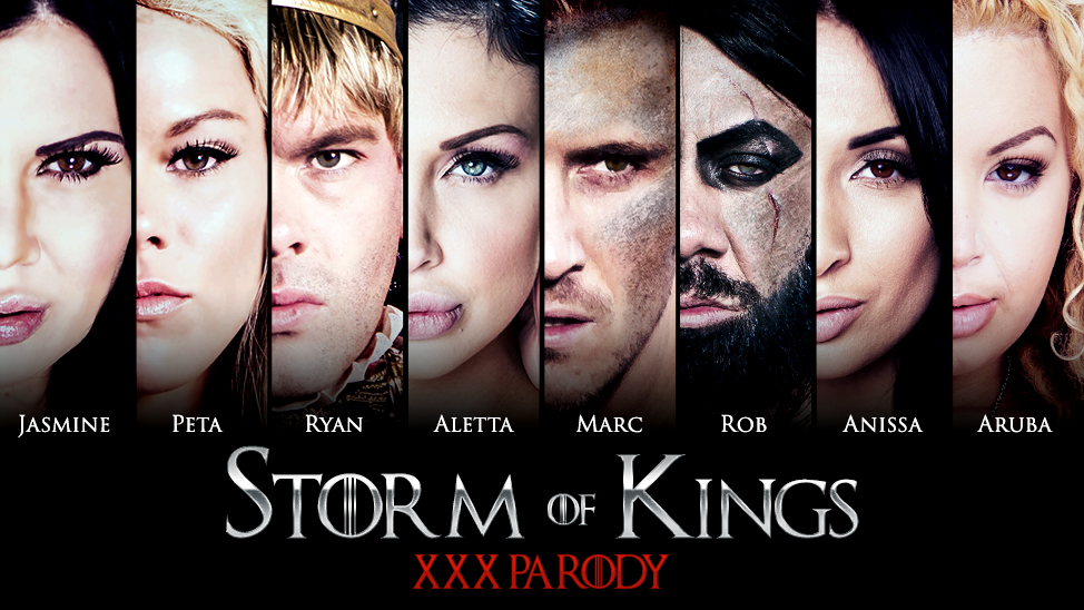 Storm Of Kings XXX Parody Part 3 Aletta Ocean Marc Rose