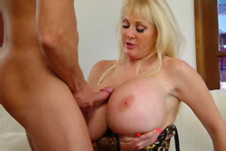 brazzers kayla kleevage, huge titted milf getting pounded hard