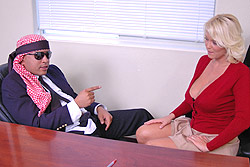 brazzers , charlee chase and prince said