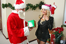 brazzers brittany andrews, christmas party