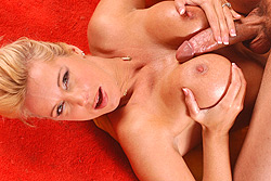 brazzers tj hart, this slut takes a cock right between her rack!