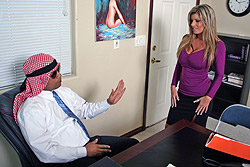 brazzers , the prince returns...
