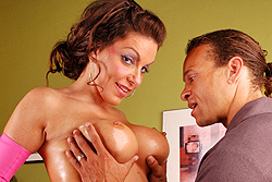 brazzers victoria valentina, big, firm and natural
