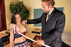 brazzers luccia reyes, a very important lesson