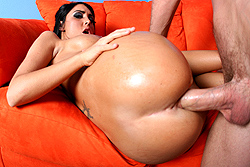 Pounded hard again...