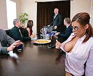 Cheating At Work - Devon Michaels - 1
