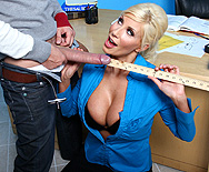 Big Dick Student For Ms. Swede - Puma Swede - 2
