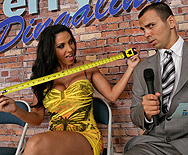 The Terry Dingalinger Show! - Veronica Rayne - 1