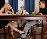 Dick served for Dinner! - Julia Ann - 1