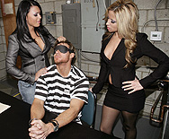 Crime Does Pay - August - Eva Angelina - 1