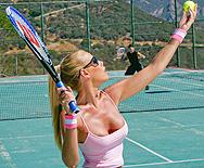 Tennis Tits - Nicole Sheridan - 1