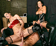 Milfland Security 2: The Drop-off - Julia Ann - Lisa Ann - Sophia Lomeli - 3