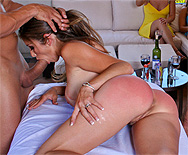I love happy Endings - Felony - Nikki Rhodes - 2