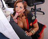 Deep Throat Treatment - Ice La Fox - 3