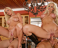 A Cock Swapping Invitation - Ahryan Astyn - Tanya James - 4