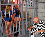 Jail Nail Time - Brianna Love - Phoenix Marie - 2