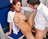 Tits On A Plane Part 2 - Kylee Strutt - 5