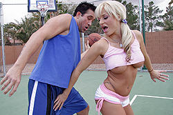 brazzers brooke belle, swish or strip!