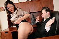 brazzers , do you like your boss' ass?