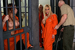 New Meat In Jail