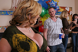 brazzers , farewell party