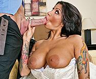 Bridezilla vs Monster Cock! - Ricki Raxxx - 2