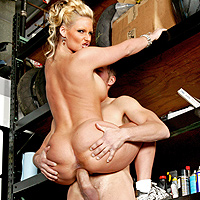Getting Down and Dirty with Phoenix Marie