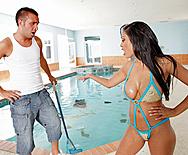 Classic Pool Boy Adventures - Priya Anjali Rai - 1