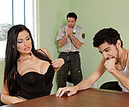 Fuck The Law - Aletta Ocean - 1