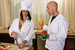 brazzers , chef's recipe for success