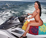 On the Love Boat with Mariah Milano - Mariah Milano - 1