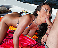 On the Love Boat with Mariah Milano - Mariah Milano - 2