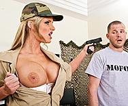 Hard-Ass Recruiting Officer - Phoenix Marie - 1