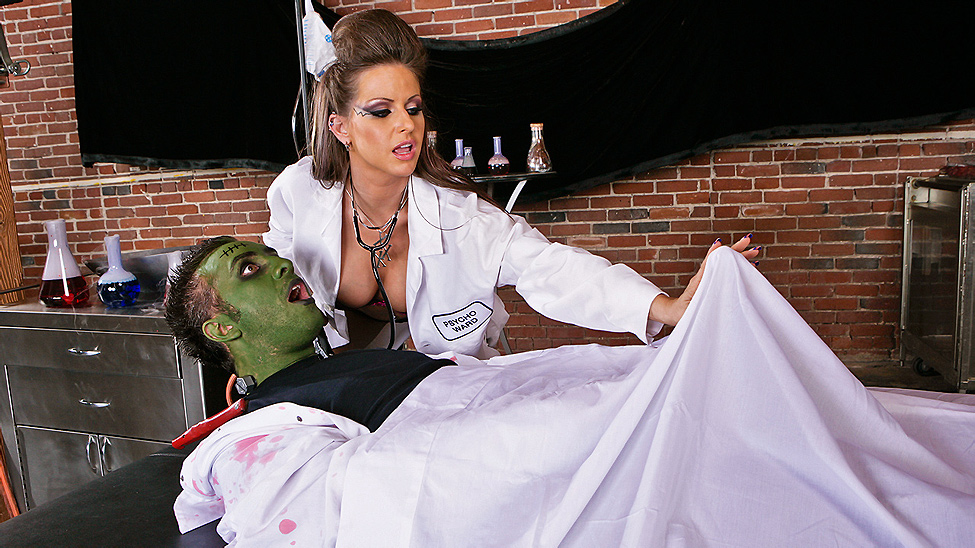 The Brides of Frankencock