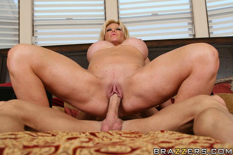 Jennifer Adams in Porn Overload!