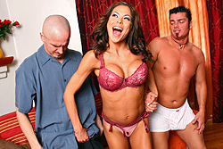 brazzers , three's definitely better