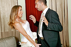 brazzers keiran lee, bride's best man's got a big dick