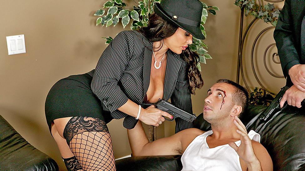 Гангстеры порно фото