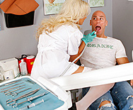 Distracted Dentist Drilled - Diana Doll - 1