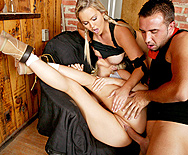 Cock of Immunity - Abbey Brooks - Kagney Linn Karter - 4