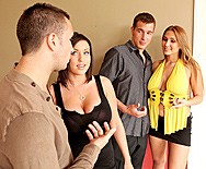 Speed Swingers Delight - Memphis Monroe - Alanah Rae - 1