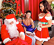 A Very Naughty Xmas - Charley Chase - Isis Love - 1