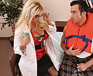 Doctor Squirtsalot - Nikita Von James - 1