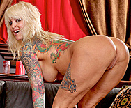 Summoning The Big Cocks - Janine Lindemulder - 1