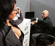 Distracting Titties - Mya Nichole - 1