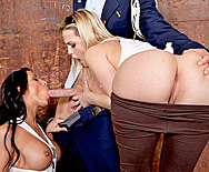 Whore Fuckers - Alexis Texas - Rachel Starr - 2